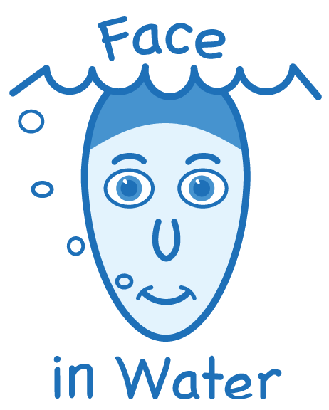 Face in Water